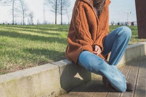 O retorno das calças jeans boca de sino