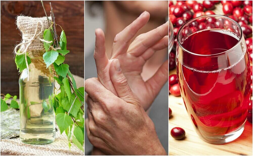 Como tratar o excesso de ácido úrico com 5 remédios caseiros