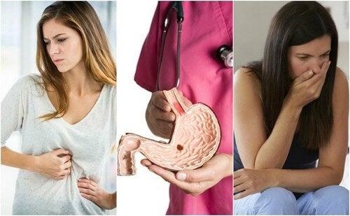 Úlcera péptica: 10 sintomas de alerta