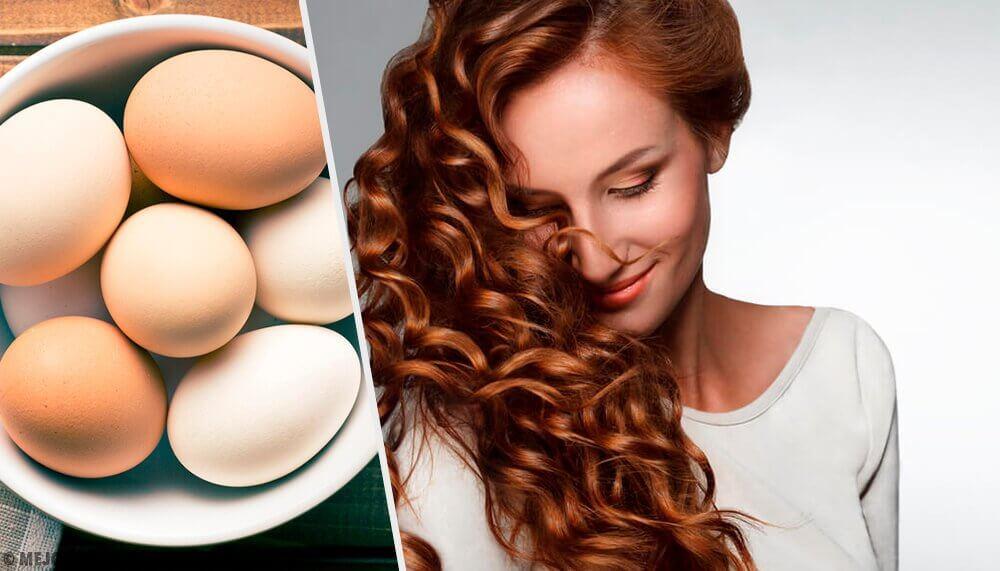 Como usar o ovo para cuidar dos cabelos