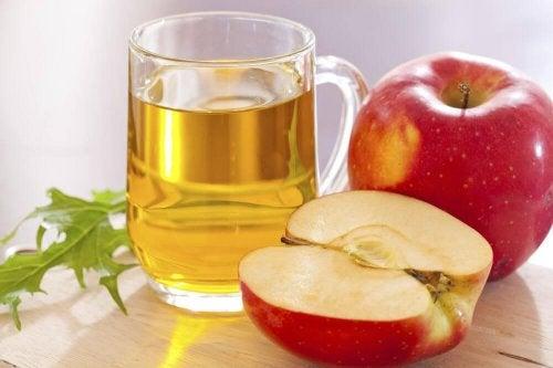 Vinagre de maçã serve para tratar o fígado gorduroso