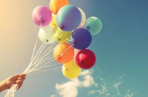 16 ideias para decorar com balões ao melhor estilo