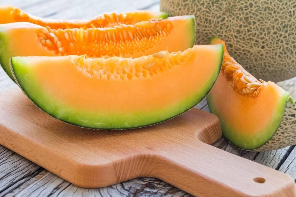 4 grandes remédios naturais à base de melão