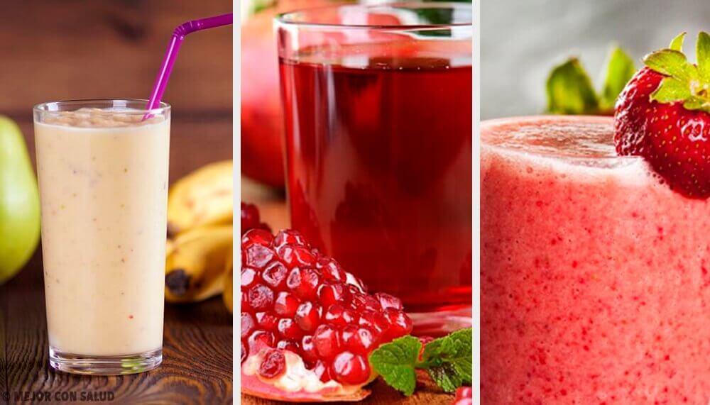 5 vitaminas pobres em calorias