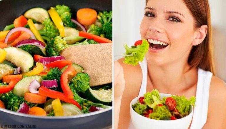 9 dicas para conseguir mudar seus hábitos alimentares