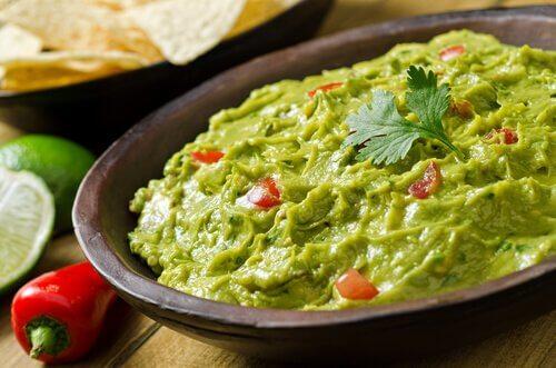 Deliciosa receita caseira de guacamole