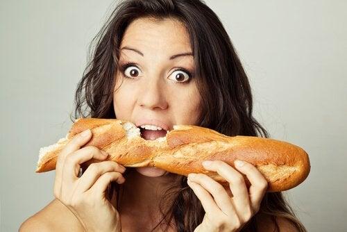 Por que não é bom consumir pão