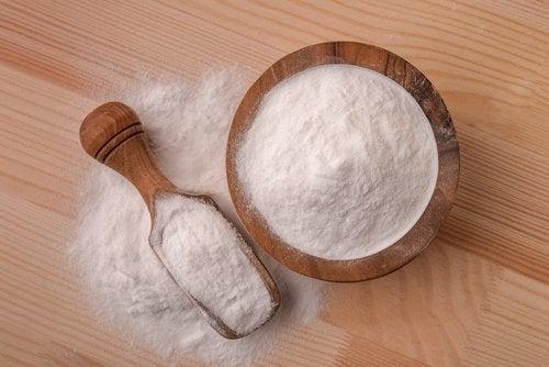 Remédios naturais à base de bicarbonato de sódio