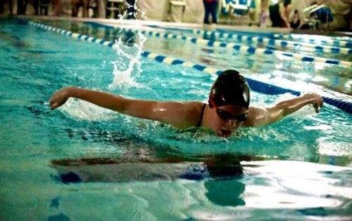 A natação: um exercício completo para a sua saúde