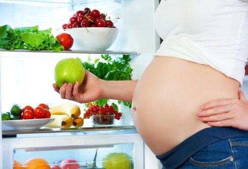 Qual dieta manter na gravidez?