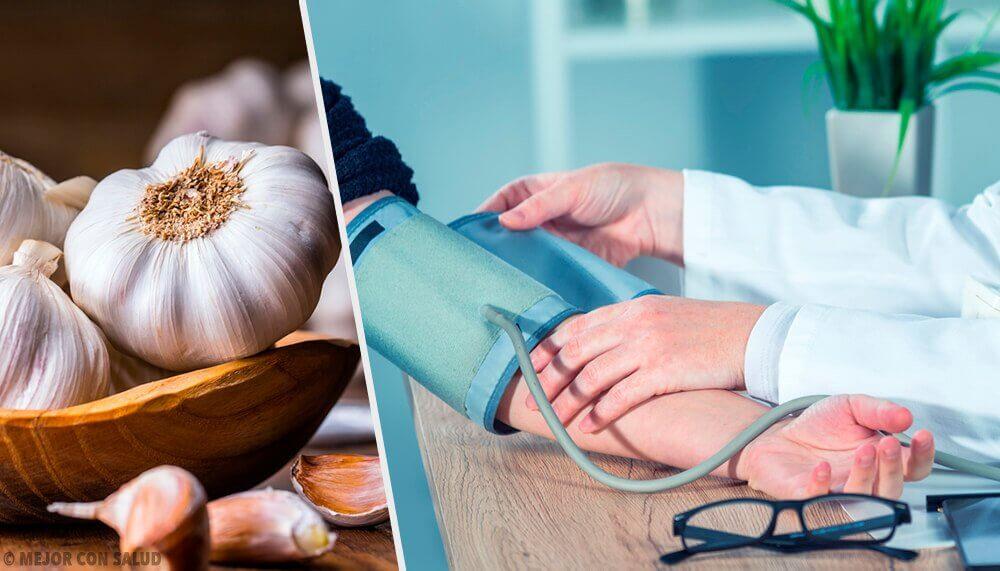 Como usar o alho e outros remédios naturais para a pressão alta