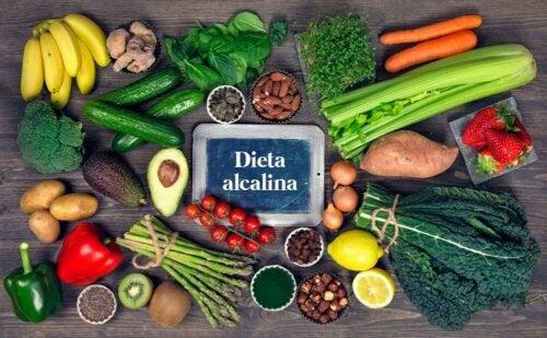 Dieta alcalina: por que ela está na moda?
