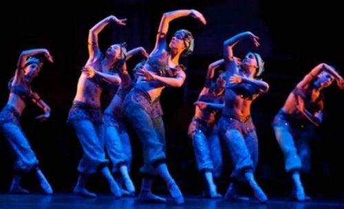 A dança é considerada uma terapia ocupacional