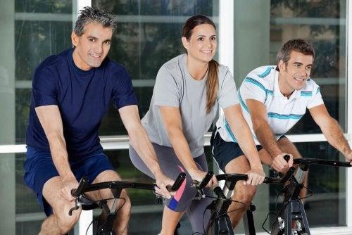 Exercícios ideais para quem tem mais de 40
