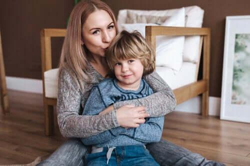 Como conseguir um bom relacionamento entre mãe e filho?
