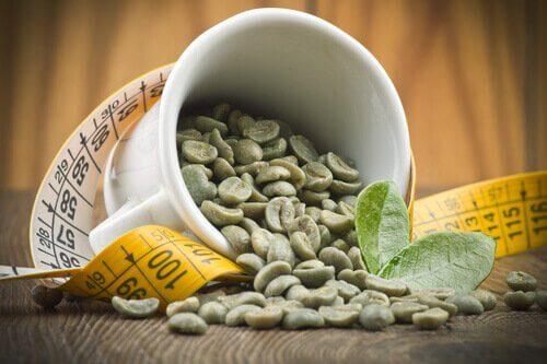 Café verde para perder peso