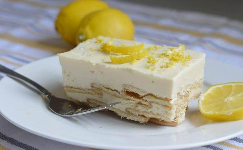 Carlota de limão: uma sobremesa digna da realeza