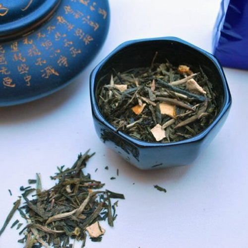 Propriedades do chá azul