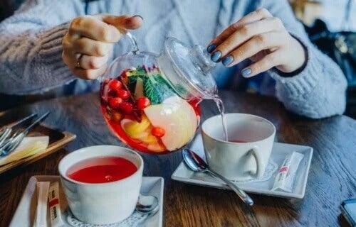 Os chás para emagrecer funcionam?