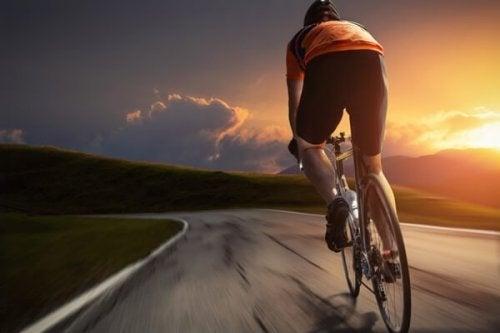 O ciclismo contribui para o funcionamento do coração
