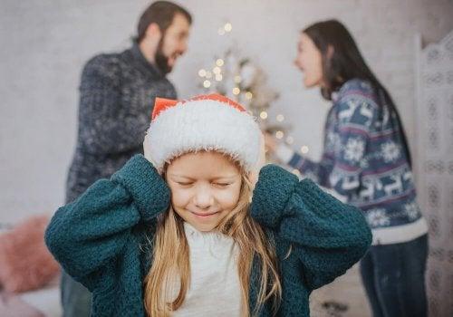 6 danos que o divórcio pode causar na vida das crianças