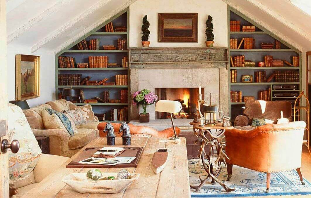 Ideias para uma decoração rústica