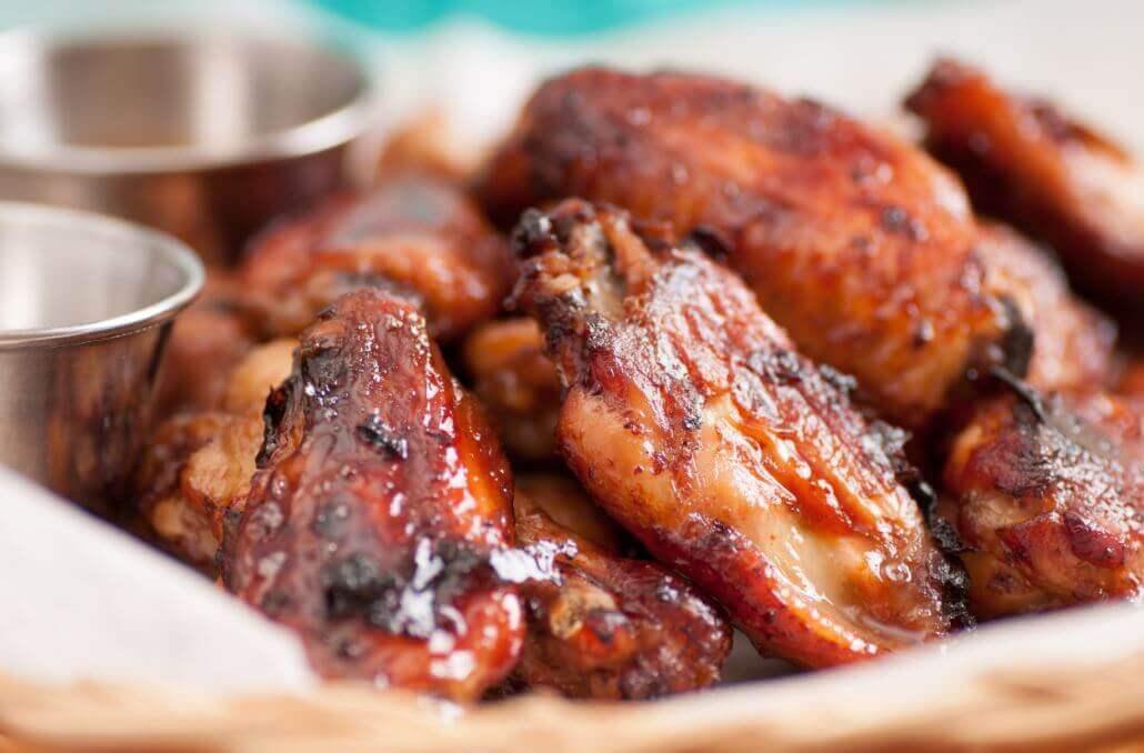 Deliciosa receita de asinhas de frango picantes