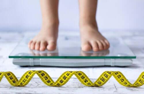 Dietas para crianças com sobrepeso ou obesidade