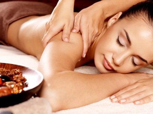 Ir a um spa ajuda a relaxar