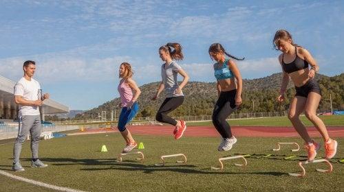 Fazer esportes  é considerado uma terapia ocupacional