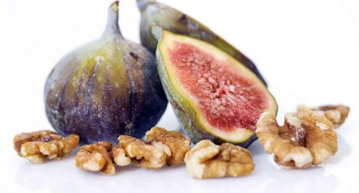 Figo e nozes