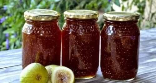 Figos e mel para desinflamar as amígdalas