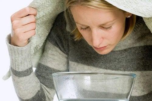 Ir a um spa ajuda a descongestionar as vias respiratórias
