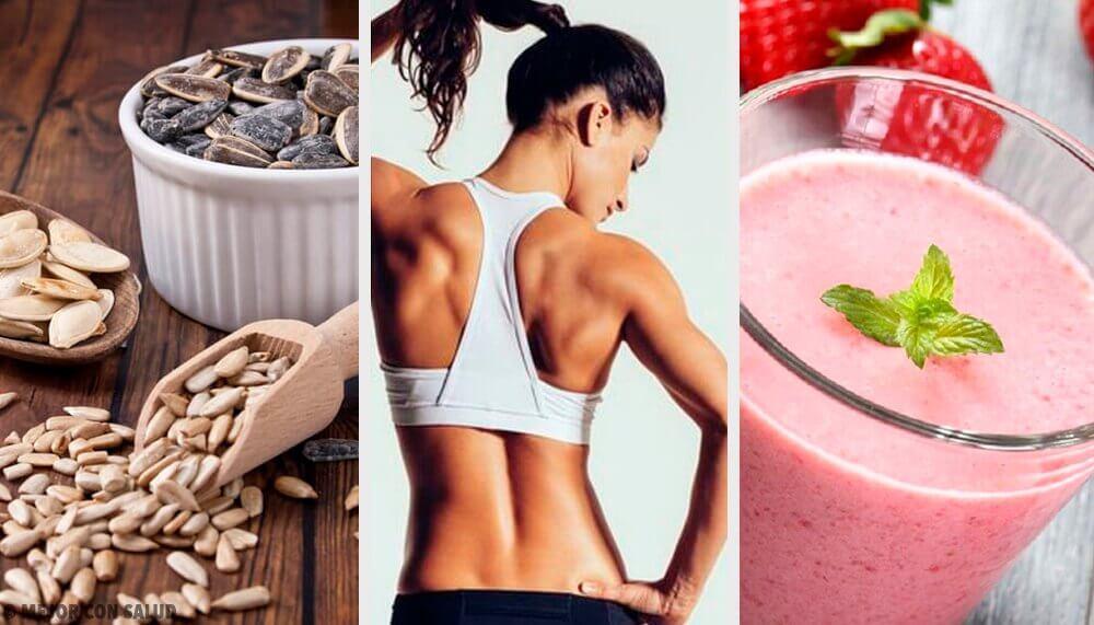Dieta vegana para ganhar músculos