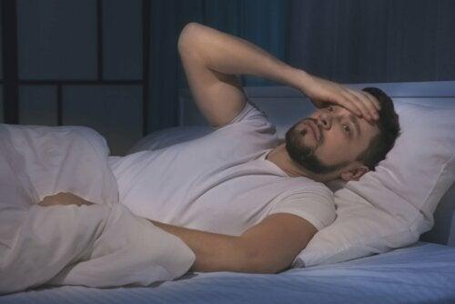 É mais difícil dormir se você está fazendo muito exercício