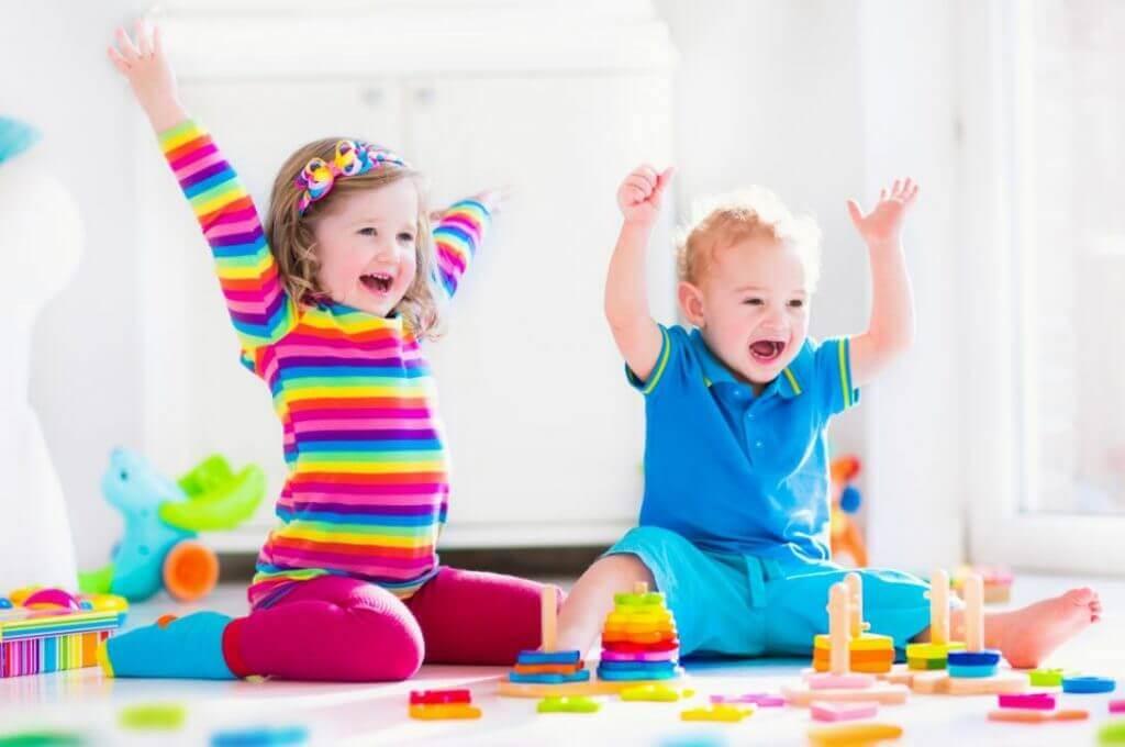 15 brinquedos para estimular a aprendizagem das crianças
