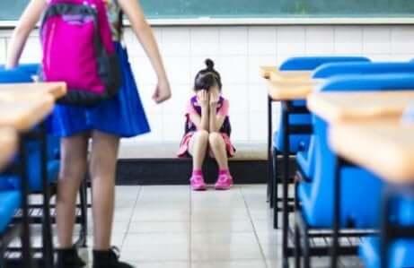 O bullyingnas crianças: as partes