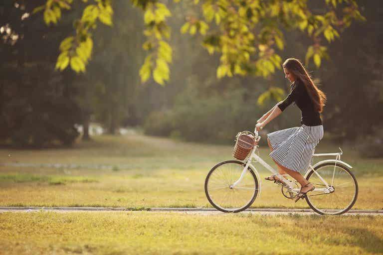 4 benefícios de andar de bicicleta
