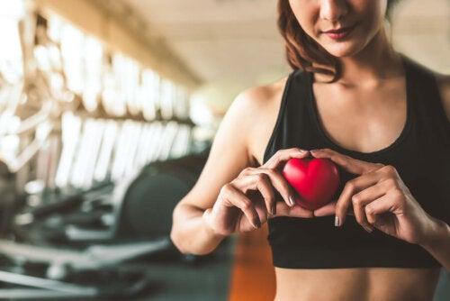 Exercícios que te ajudam no funcionamento do coração