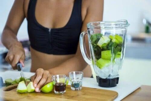 3 dietas depurativas e com baixo teor de gordura