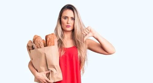 Por que não é bom consumir pão?