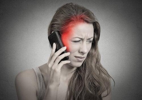 Efeitos negativos do celular