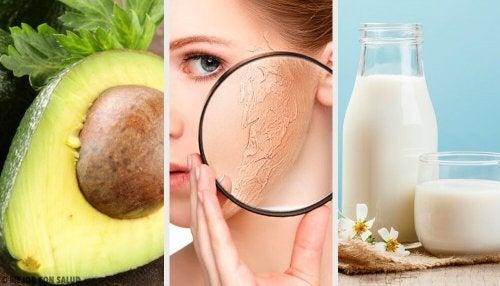 Os 10 melhores produtos caseiros para hidratar a pele seca