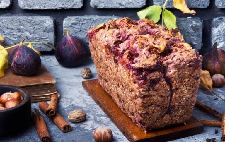 Pão de figo: conheça a melhor receita
