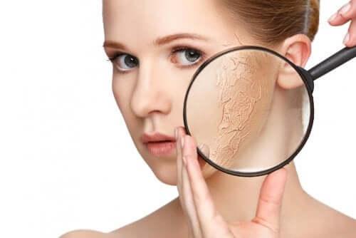 Os melhores produtos naturais para pele seca