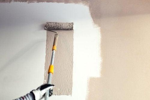 Pintar a parede