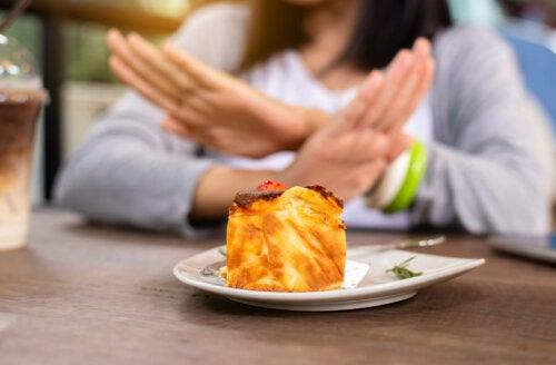 Elimine snacks não saudáveis