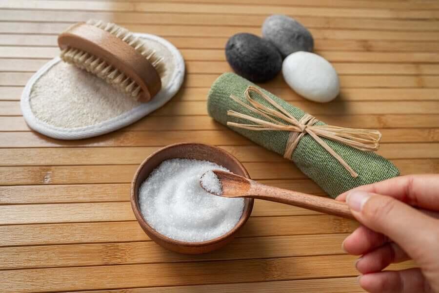 remover manchas de suor