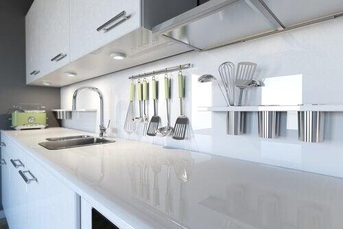 5 formas de manter a cozinha impecável