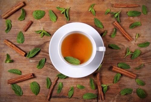 Benefícios do chá de canela e mel para emagrecer